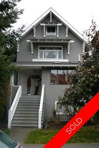 Kitsilano Revenue triplex... for sale:  6 bedroom 2,975 sq.ft. (Listed 2009-04-22)