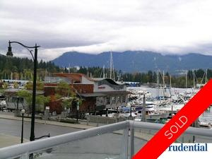 Coal Harbour Townhouse for sale: Cascina 2 bedroom 1,420 sq.ft. (Listed 2009-04-22)