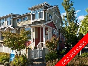 Steveston Townhouse for sale: Imperial Landing 4 bedroom 1,855 sq.ft. (Listed 2010-08-19)