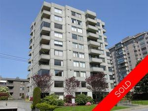 Ambleside Condo for sale: Clyde Gardens 2 bedroom 994 sq.ft. (Listed 2008-10-18)