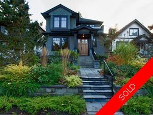 Point Grey House for sale:  4 bedroom 3,020 sq.ft. (Listed 2011-10-24)